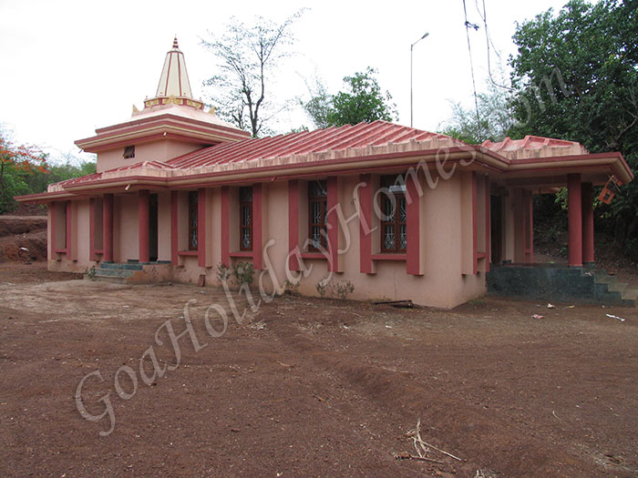 Gopinath Temple at Netravali in Goa