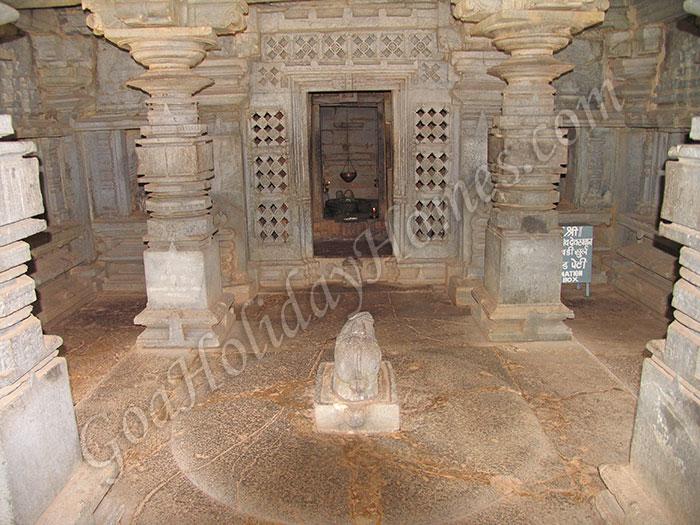 Tambdi Surla Temple In Goa