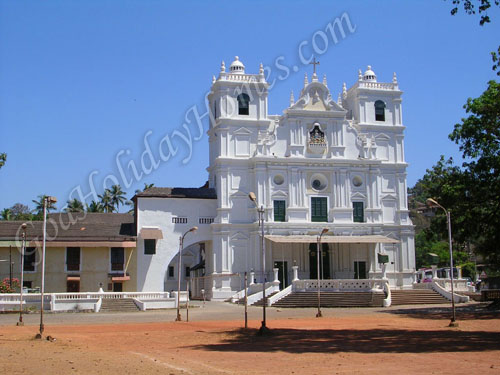 Church of the Holy Spirit in Goa