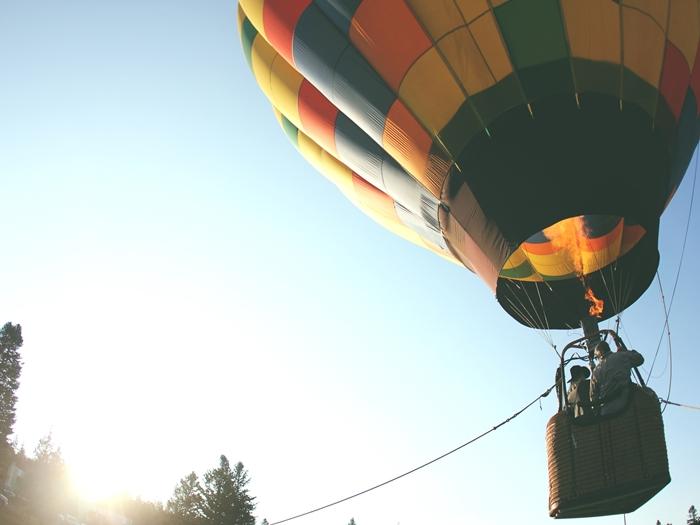 Tiger Balloon Safaris in Goa
