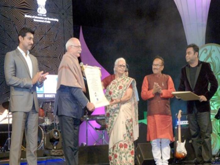 Internetional Film Festival of India (IFFI) in Goa