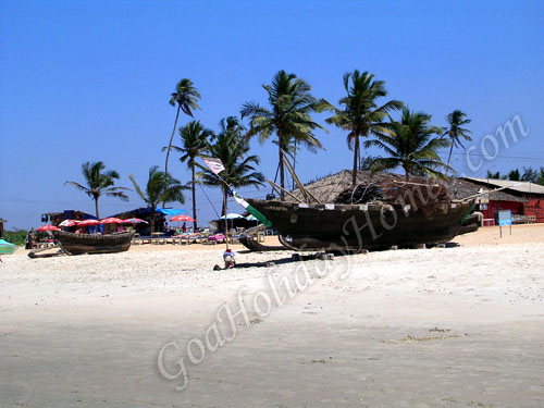 Information on Goa in Goa