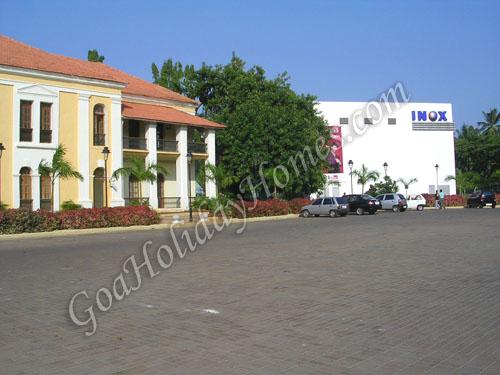 INOX theatre in Goa