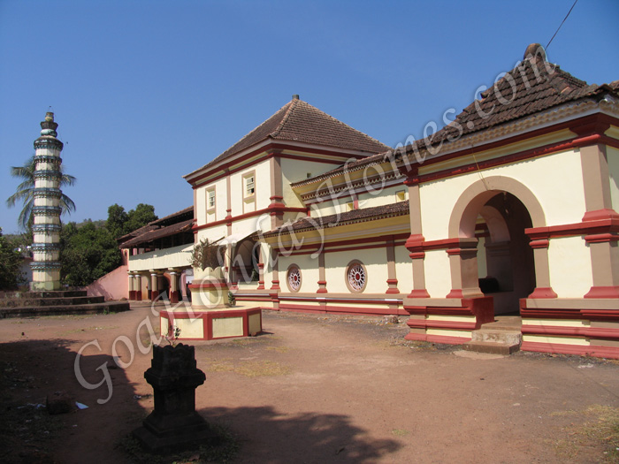 Kamleshwar Maharood temple in Goa