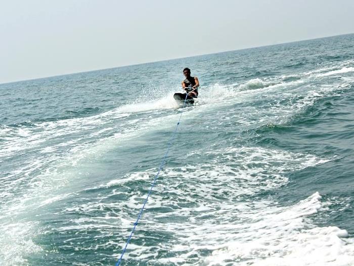 Atlantis Watersports in Goa