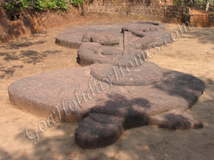 Ancestral goa museum at loutolim in about