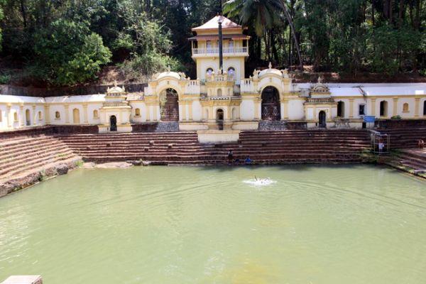 Shri Laxmi Narasimha temple in Goa