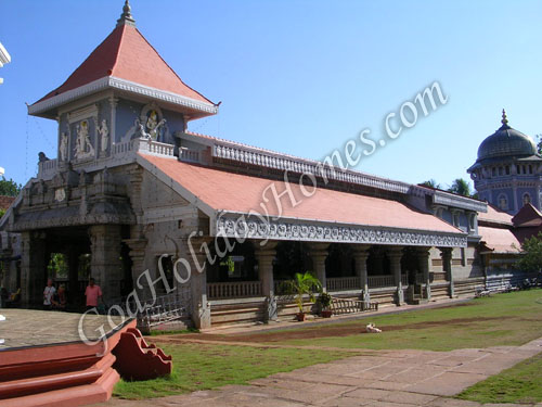Shri Mahalsa Temple in Goa