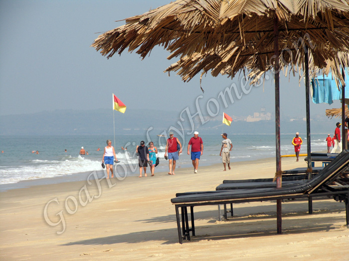 Majorda Beach In Goa Goa Majorda Beach Information