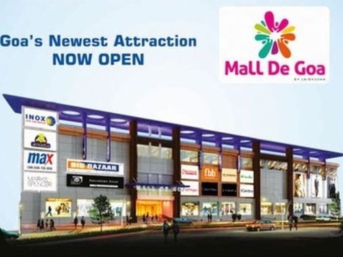 Mall De Goa in Goa