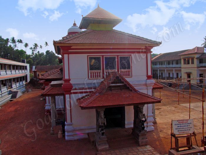 Shri Mallikarjun temple in Goa