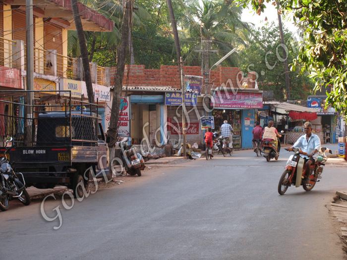 Mandrem Market