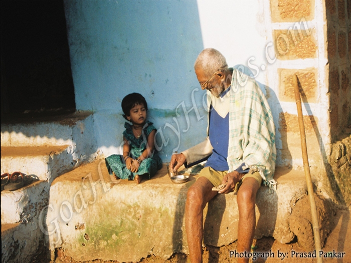 Mandur Azossim in Goa