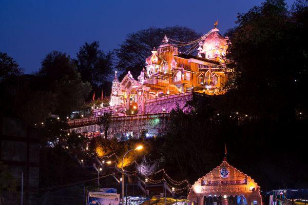 Maruti Temple at Panaji in Goa