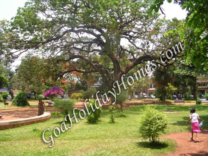 The Municipal Gardens in Goa
