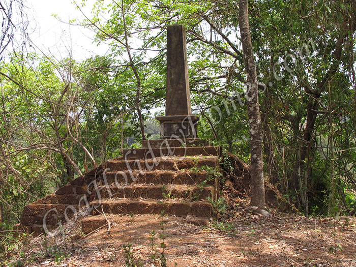 Nanus Fort in Goa in Goa
