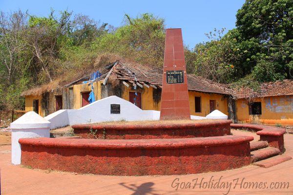 Olaulim in Goa