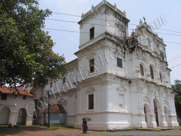 Church of Our Lady of Compassion in Goa