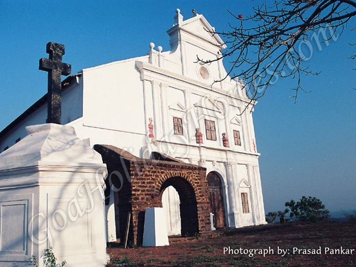 Chapel of Our Lady of the Mount in Goa
