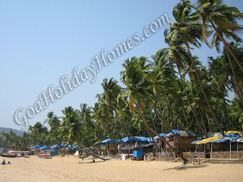 Palolem Beach In Goa in Goa