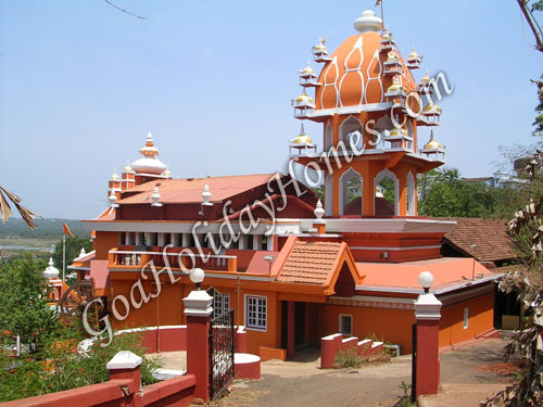 Maruti Temple at Panaji in Goa