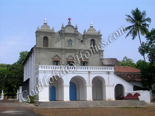Parra in Goa