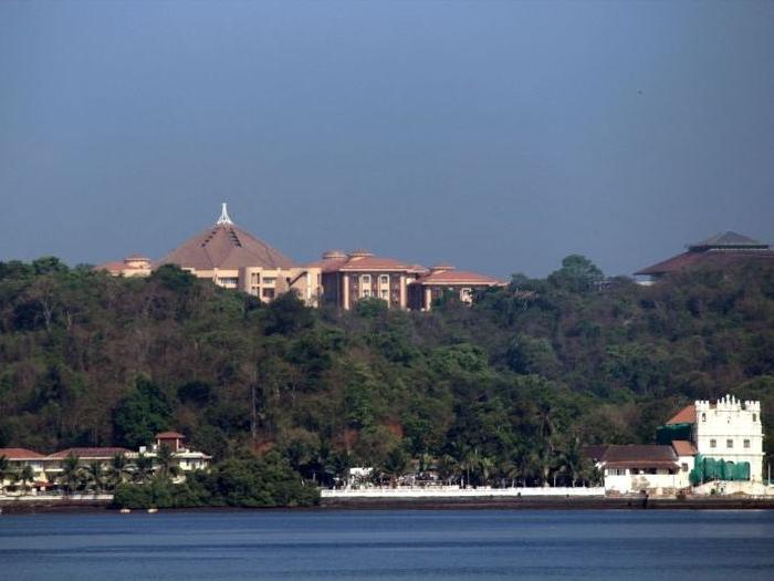 Nossa Senhora De Penha De Franca in Goa