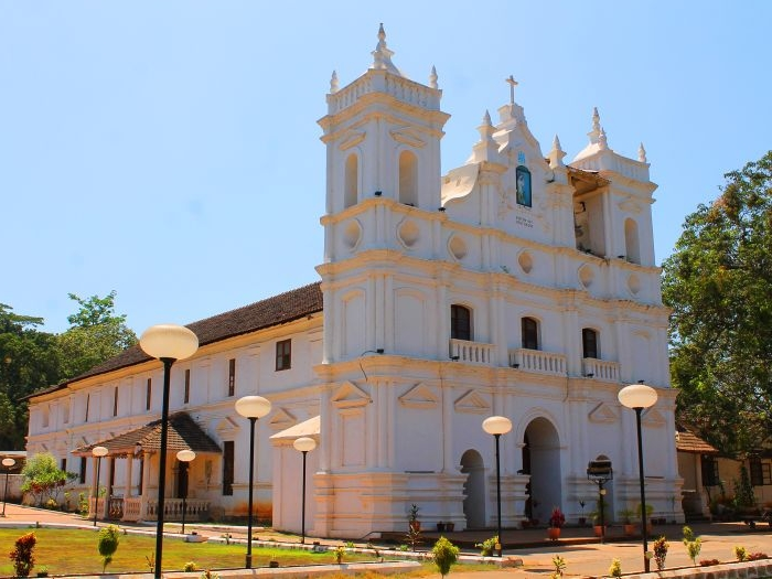 St. John the Baptist Church in Goa