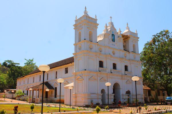 St. John the Baptist Church in Goa