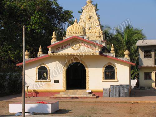 Pilerne in Goa