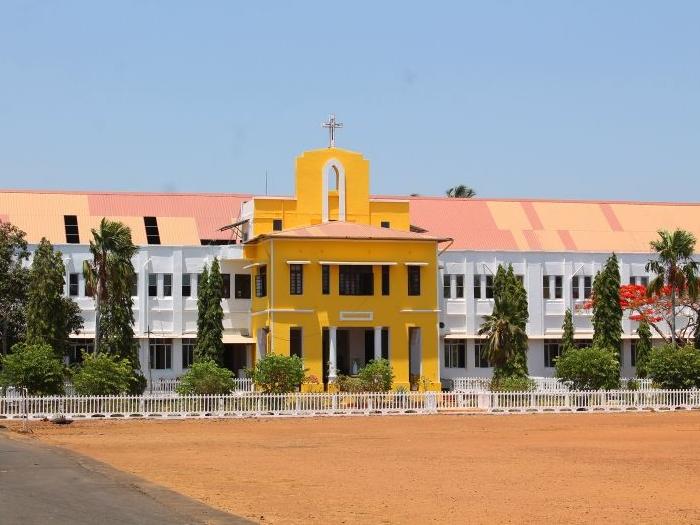 Pilerne Seminary in Goa