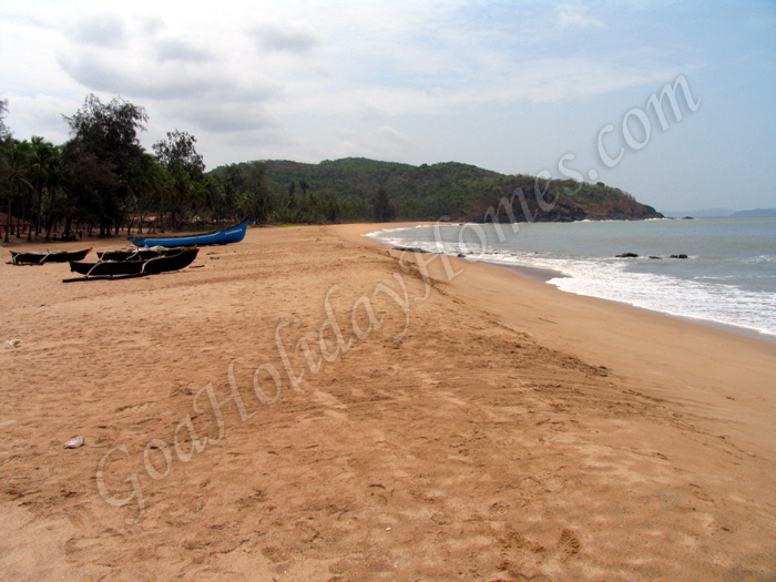 Polem Beach in Goa