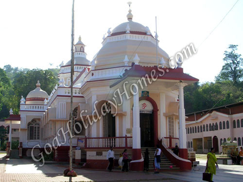 Manguesh Temple in Ponda