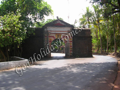 Rachol Seminary in Goa