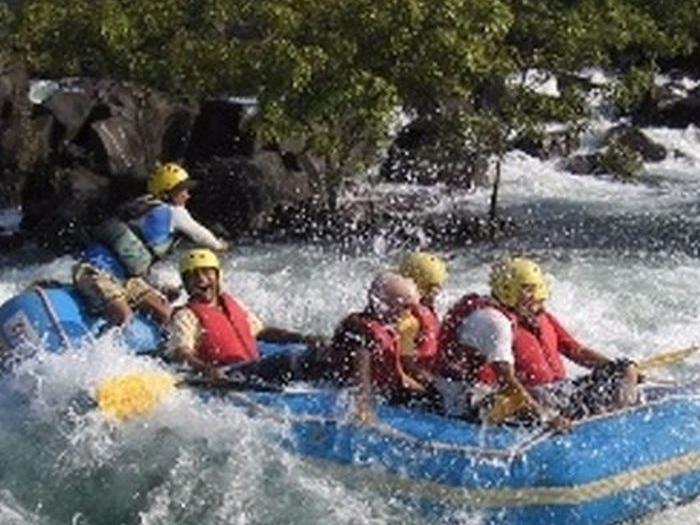 Goa Rafting in Goa