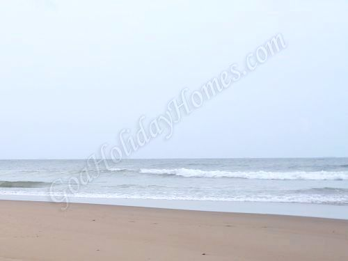 Rajbag Beach in Goa
