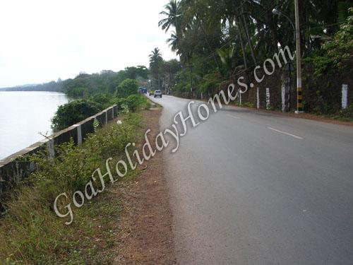 Ribandar in Goa
