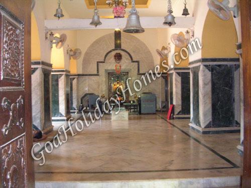 Shree Rudreshwar Temple in Goa