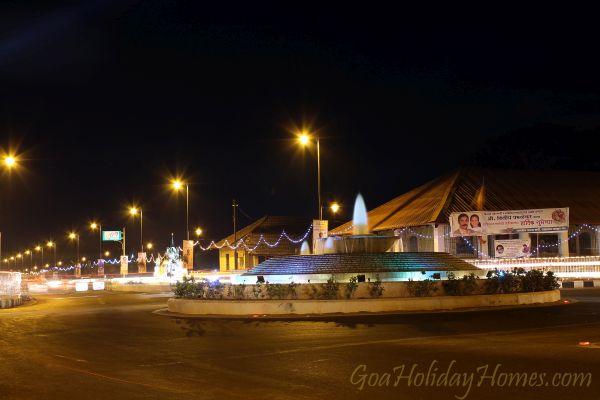 Saligao in Goa