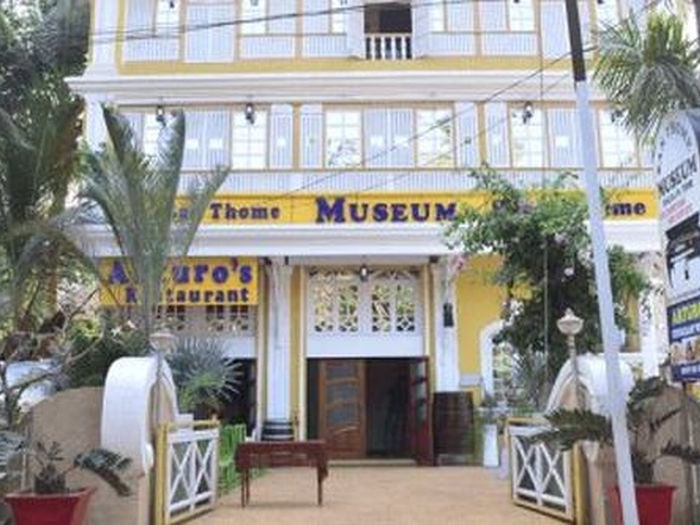 San Thome Museum in Goa