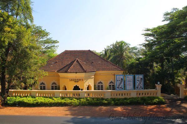 Sangolda  in Goa