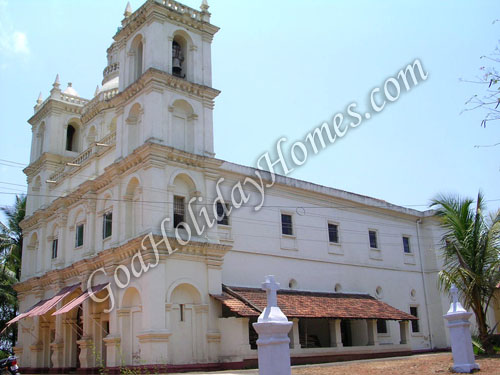 St Stevens-Santo Estevam Church in Goa