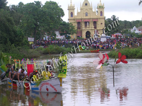 Sao Joao Festival In Goa in Goa