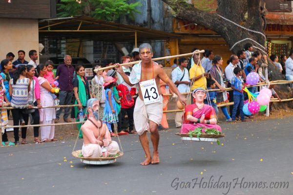 Shigmo Festival in Goa in Goa