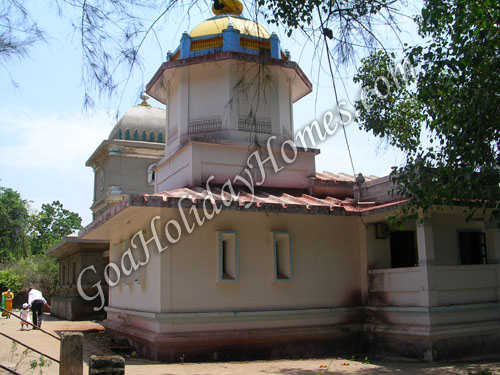 Shri Ganesh Temple at Candola in Goa