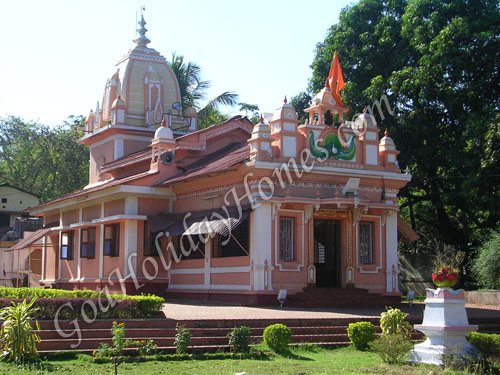 Shri Ganesh Temple at Farmagudi in Goa
