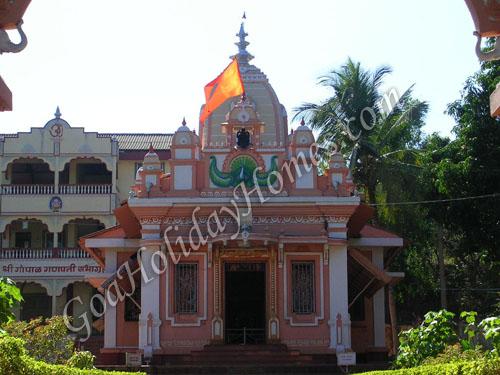 Shri Ganesh Temple at Farmagudi in Goa