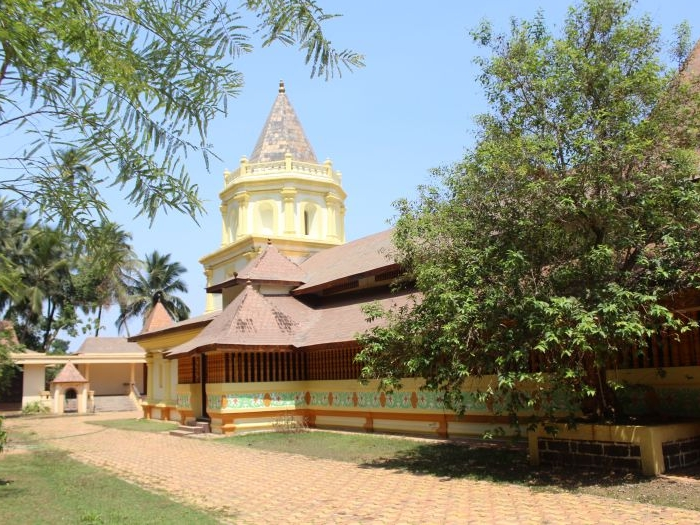 Shri Laxmi Narasimha temple in Goa