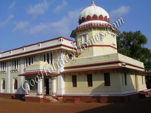 Shri Vithal Temple, Sanquelim in Goa