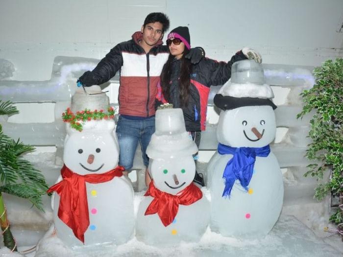 Snow Park in Goa